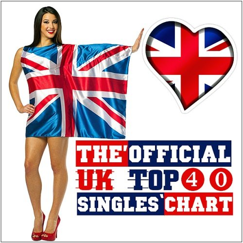 The Official UK Top 40 Singles Chart 06 January (2017)